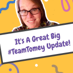 A Great Big Team Tomey Update