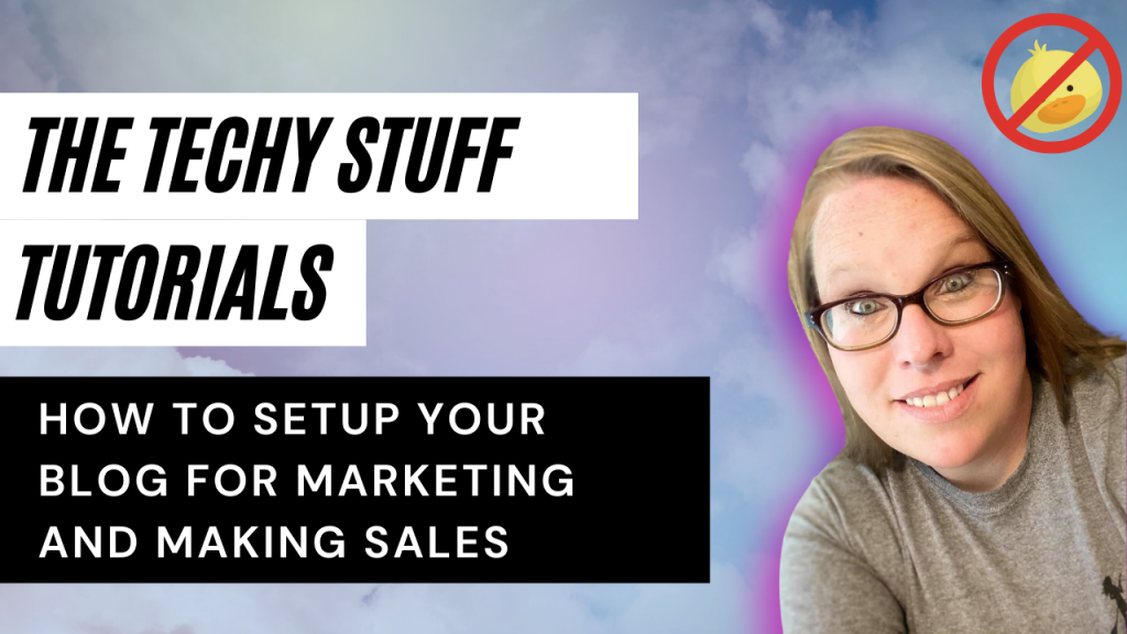How To Setup Your Blog For Marketing And Making Sales In 2021
